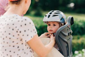 ¿Cómo llevar a los más chiquitos en la bici?