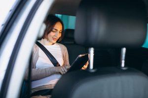 Uso del cinturón de seguridad atrás: resultados de nuestra encuesta