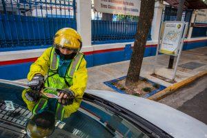 Vuelven las multas por mal estacionamiento en CABA