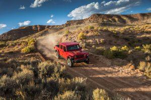 El mundo de los autos: Jeep Gladiator