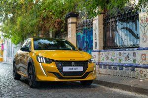 El mundo de los autos: Peugeot 208 GT y GT-Line