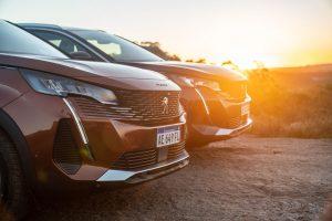 El mundo de los autos: Peugeot 3008 y 5008
