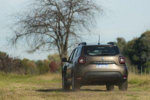 Al volante: Renault Duster 4x4