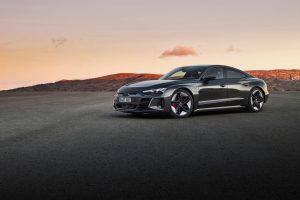 El mundo de los autos: Audi RS e-tron GT