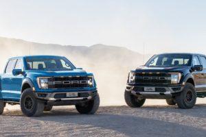 El mundo de los autos: Ford F-150 Raptor