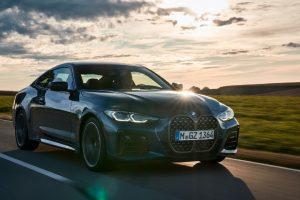El mundo de los autos: BMW Serie 4 Coupé